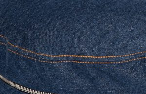 KEPP Chad Collection Fabric - Denim