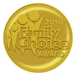 Family Choice Award 2016